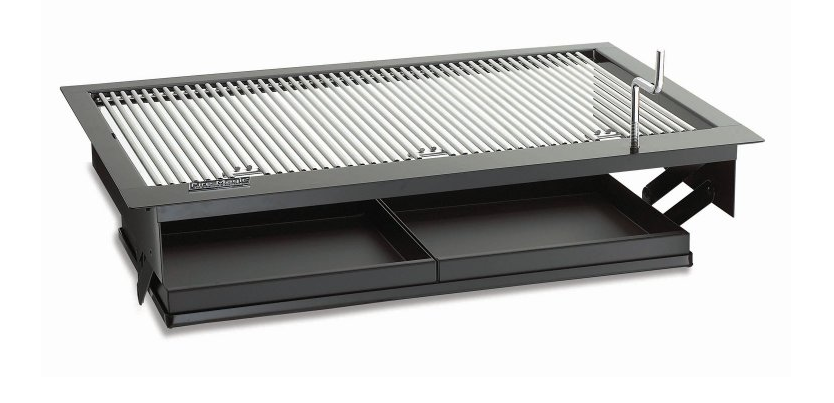 Fire Magic Firemagic 30-in Charcoal Firemaster Built-in Counter-top Grill | 3324 at Sears.com