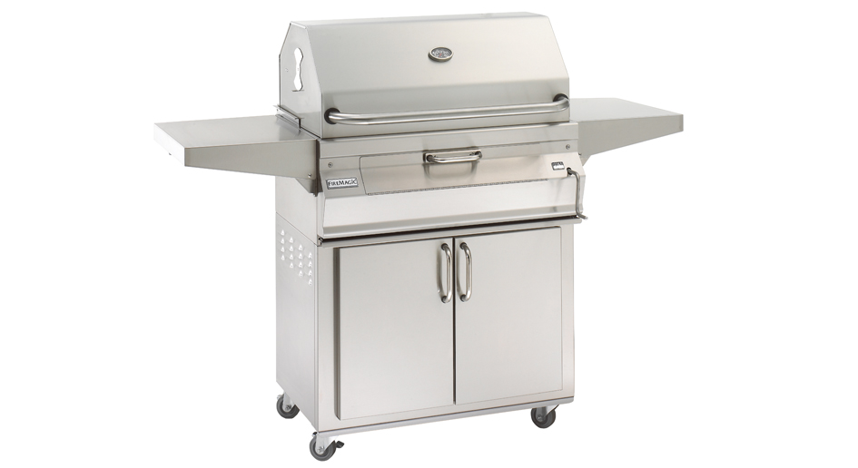 Fire Magic Firemagic 24-in Charcoal Series Legacy On Cart | 22-SC01C-61 at Sears.com