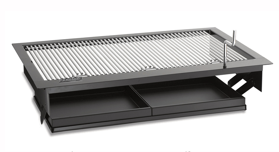 Fire Magic Firemagic 23-in Charcoal Countertop Built-in Grill at Sears.com