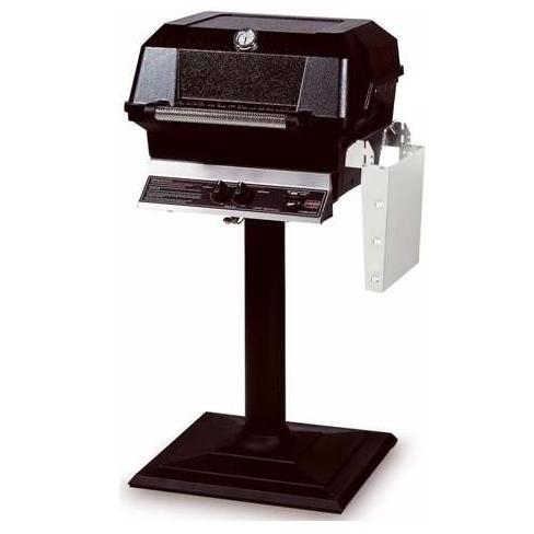 MHP JNR4DD-NS-MPB/MHP (Modern Home Products) Natural (NG) Gas Grill W/ SearMagic Grids On Bolt Down Post